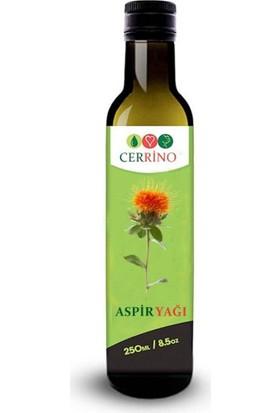 Cerrino Soğuk Pres Saf Organik Aspir Yağı 250Cc