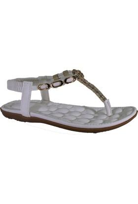 Despina Vandi Blg 17Y420-2 Günlük Kadın Sandalet