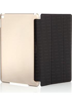 Dark iPad Air 2 Siyah Smart Cover ve Deri Kılıf (DK-AC-IP6KSDB)