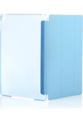 Dark iPad Air 2 Mavi Smart Cover ve Deri Kılıf (DK-AC-IP6KSDBBL)