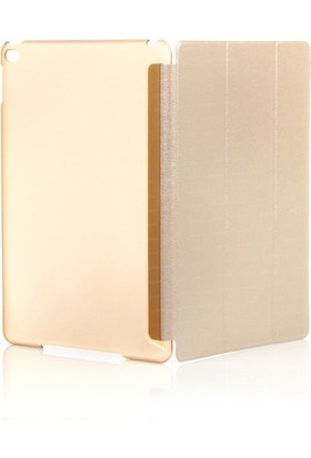 Dark iPad Air 2 Altın Smart Cover ve Deri Kılıf (DK-AC-IP6KSDBGOLD)