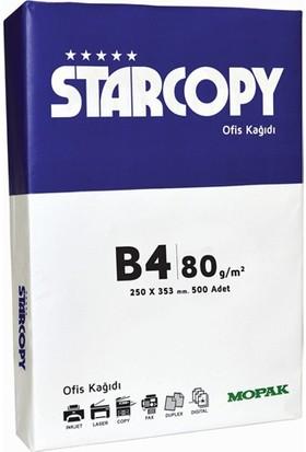 StarCopy B4 80 Gr/m² Fotokopi Kağıdı (5'li Paket / Koli)