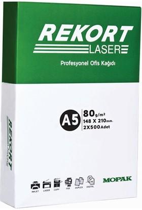 Rekort A5 80 Gr/m² Fotokopi Kağıdı 1000'li 1Paket