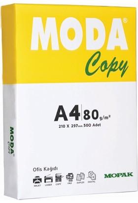 Moda A4 80 Gr/m² Fotokopi Kağıdı (5'li Paket / Koli)