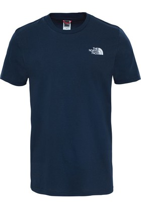 The North Face M S/S Simple Dome Tee Erkek T-Shirt