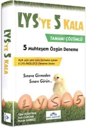 İrem Yayıncılık Lys'Ye 5 Kala Tamamı Çözümlü 5 Muhteşem Özgü - Rıdvan Gürbüz