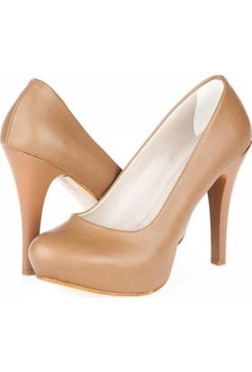 Steymi Kadın Platform Topuklu Ayakkabı