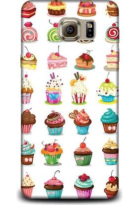 Dynamics Samsung Note 5 Lezzetli Pastalar Desenli Kılıf