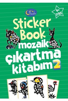 Sticker Book Mozaik Çıkartma Kitabım 2