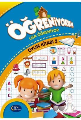 Lisa Öğreniyor - Oyun Kitabı 2