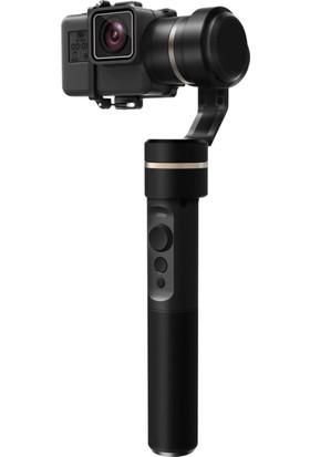 Feiyu Tech G5 Yeni Sürüm Gopro Hero5 Aksiyon Kameralar için 3 Eksenli Gimbal