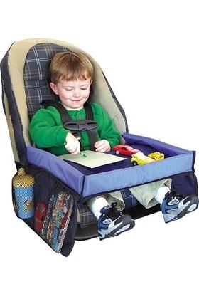 Vipfoni Pratik Katlanabilir Çocuk Masası (MAVİ)