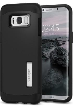 Spigen Samsung Galaxy S8 Kılıf Slim Armor Black - 565CS20831