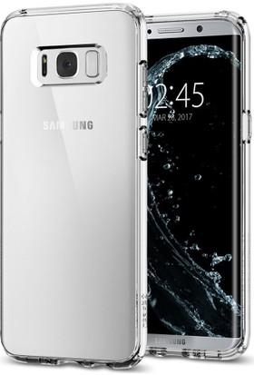 Spigen Samsung Galaxy S8 Kılıf Ultra Hybrid Crystal Clear - 565CS21631