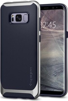 Spigen Samsung Galaxy S8 Plus Kılıf Neo Hybrid Silver Arctic - 571CS21652