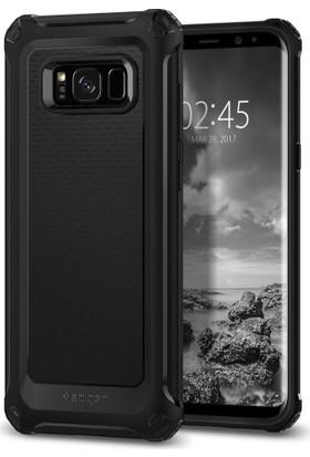 Spigen Samsung Galaxy S8 Plus Kılıf Rugged Armor Extra Black - 571CS21276