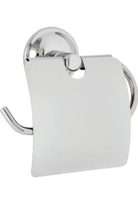 Boncuk Banyo T1009 Tuvalet Kağıtlık Kapaklı