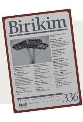 Birikim (Sayı: 336 Nisan)