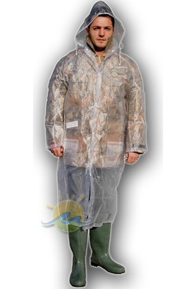 Gadahome Cep Yağmurluk 11013 (Transparan) L