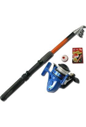 Gadahome 2.10 Mt Wizard Set (Makina + Kamış)