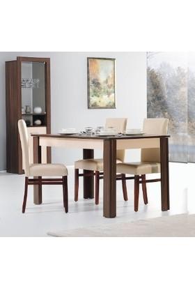 Gadahome Sante Açılır Yemek Masası / 140 - 170 Cm Açılır Masa
