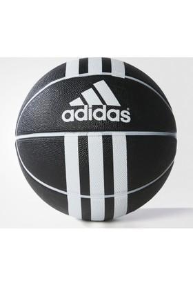 Adidas 279008 3S Rubber X Black/Wht Basketbol Topu
