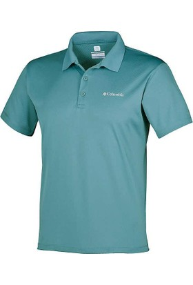 Columbia Am6082 Zero Rules Polo Shirt Erkek Polo T-Shirt