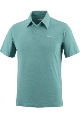 Columbia Em6527 Sun Ridge Polo Erkek Polo T-Shirt