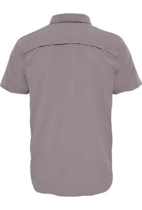 The North Face T92Xjxnxl M S/S Sequoia Shirt Erkek Gömlek