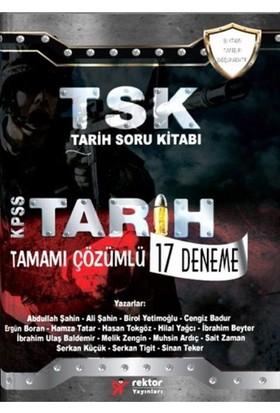 Rektör Yayınları Tarih Soru Kitabı Tamamı Çözümlü 17 Deneme