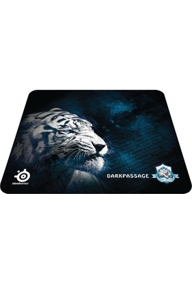SteelSeries QcK+ Dark Passage MousePad  SSMP63384