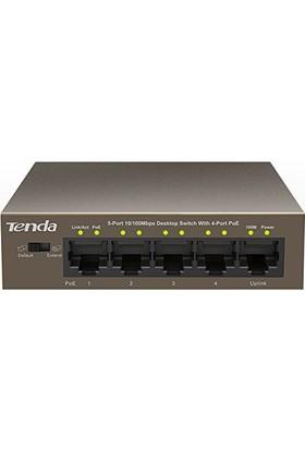 Tenda TEF1105P 5port 10/100 4 Port PoE 58W Switch