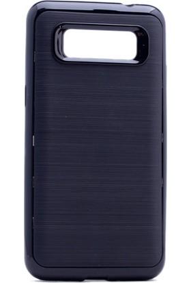 Kny Samsung Galaxy Grand Prime Plus Kılıf İnfinty Silikon+Cam