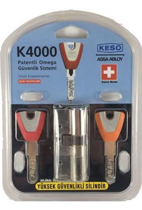 Keso Yüksek Güvenlikli Kilit & Silindir - K4000