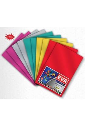 Rubenis Metalik Eva 20X30 Cm 10 Renk Karışık Renk