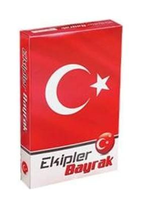Ekipler Türk Bayrağı 50*75
