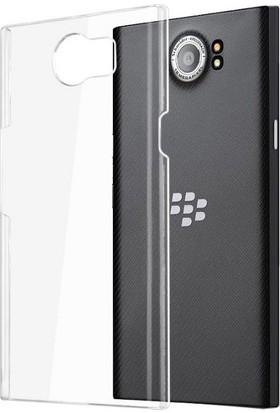 Casefree BlackBerry Priv Şeffaf Kristal Kılıf