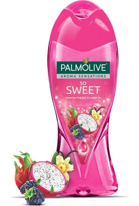 Palmolive Duş Jeli Aroma Sensations So Sweet 500 ml
