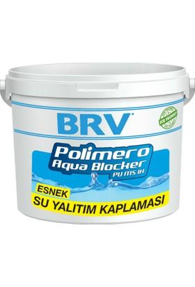 Brv Polımero Aqua Blocker Pu Ms 1K - Esnek Su Yalıtım Kaplaması 5Kg