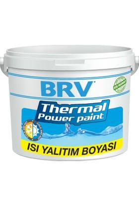 Brv Thermal Power Paınt - Enerji Tasarrufu Sağlayan İç Ve Dış Cephe Isı Yalıtım Boyası 4lt