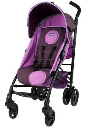 Chicco Lite Way Complete Baston Bebek Arabası / Purple