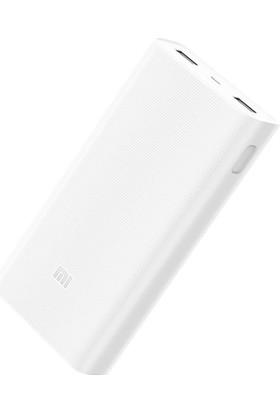 Xiaomi 20000 mAh (Versiyon 2) Quick Charge 3.0 Taşınabilir Hızlı Şarj Cihazı