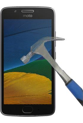 Teleplus Lenovo Moto G5 Temperli Cam Ekran Koruyucu Cam Ekran Koruyucu