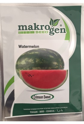 Makrogen Seed Crimson Sweet 10 Gram
