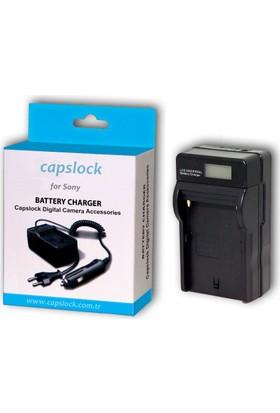 Sony A6000 Şarj Aleti * Capslock Np-Fw50