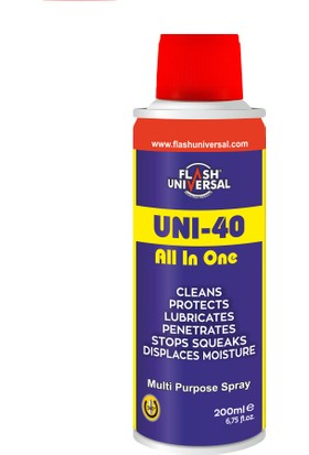 Flash Universal 40 Multi Sprey 200 ml