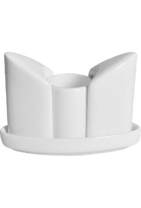Narin Porselen Tuzluk- Biberlik Takımı