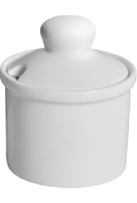 Narin Tekli Porselen Baharatlık