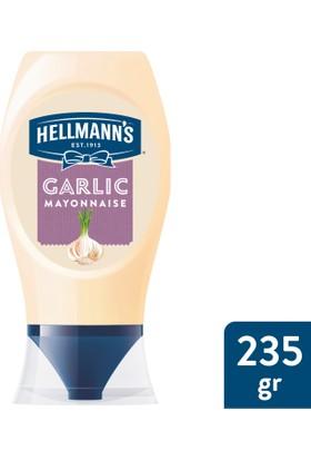 Hellmann's Sarımsaklı Mayonez 235G