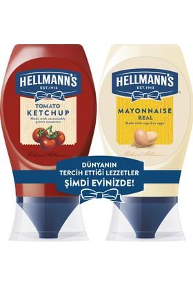 Hellmann's Ketçap & Mayonez Kucuk Set 525G